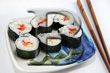 Приготовление суши дома (фоторецепт)