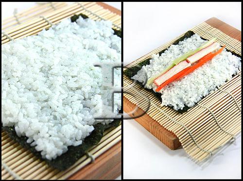 Приготовление суши дома. Шаг 8