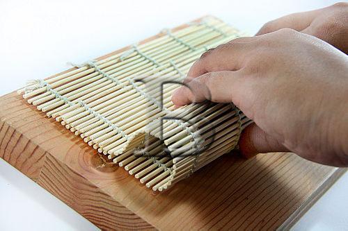 Приготовление суши дома. Шаг 9