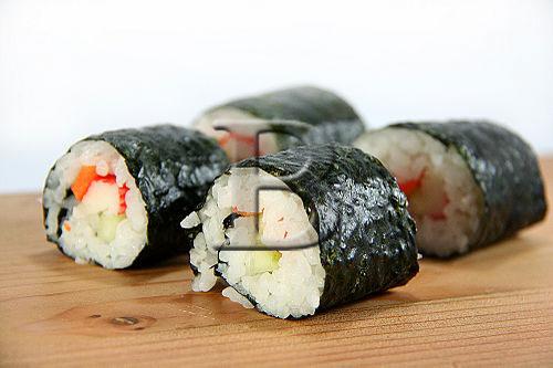 Приготовление суши дома. Шаг 10