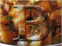Индийский соус чатни из яблок
