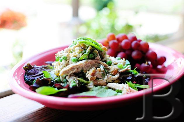 Салат из лимона, базилика и курицы. Шаг 16