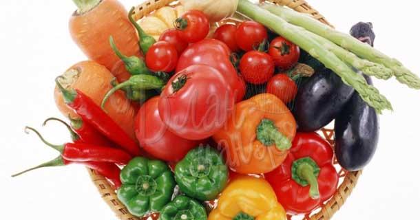 Сколько овощей нужно человеку