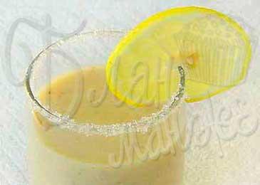 Молочный коктейль с лимонным соком