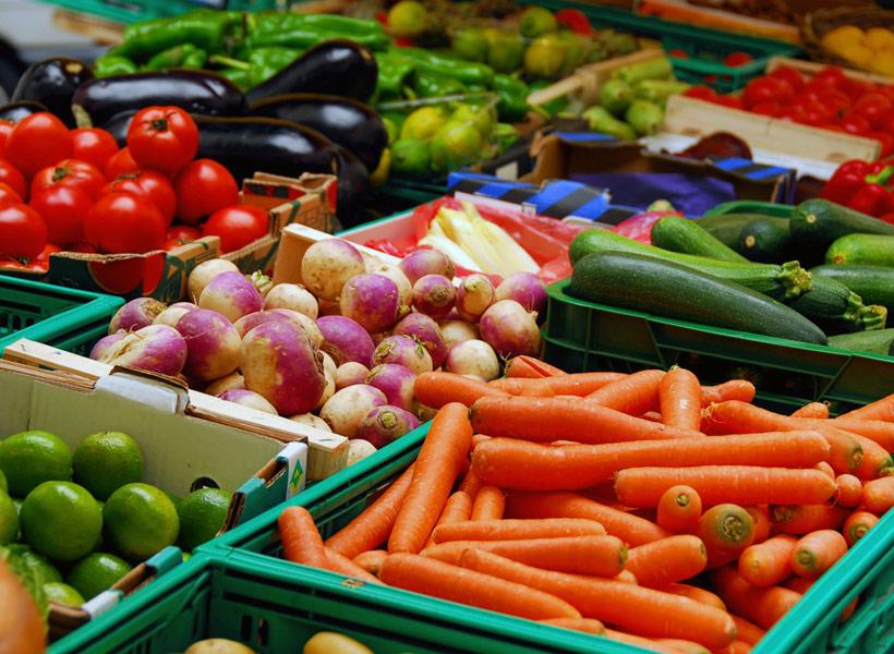 Обработка овощей