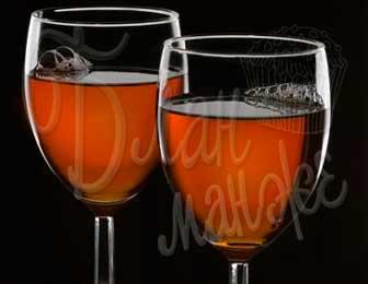 Крюшон из красного вина