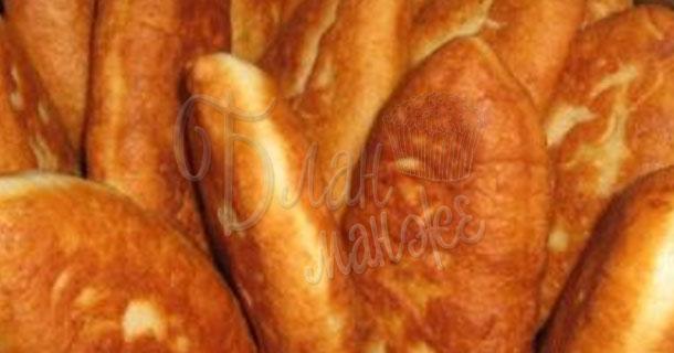Пирожки по-кубански