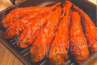 Бычки в томатном соусе рецепт